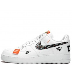 """Nike Air Force 1 07 Just Do It Pack """"White"""""""