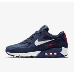 """Nike Air Max 90 Essential """"Navy/Red"""""""