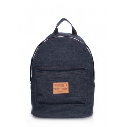 Рюкзак PoolParty Backpack Jeans