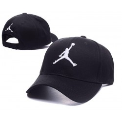 "Кепка Air Jordan Baseball ""Black"""