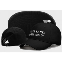 "Кепка Cayler & Sons ""Black"" Make Kanye Well Again"