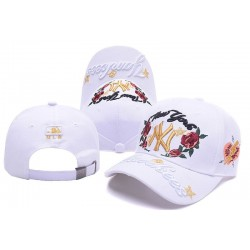 "Кепка MLB New York Yankees Snapback ""White"""