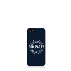 Чехол для Iphone 4, 5, 5S Poolparty Stamp Case