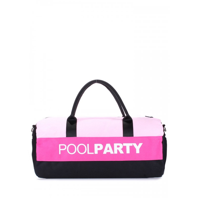 PoolParty Gymbag Pink спортивная сумка