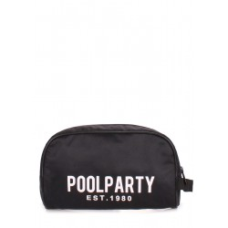 Косметичка Poolparty Travel Case Black