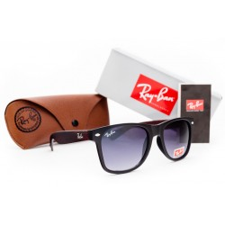 Ray Ban Wayfarer Purple Wood 4241