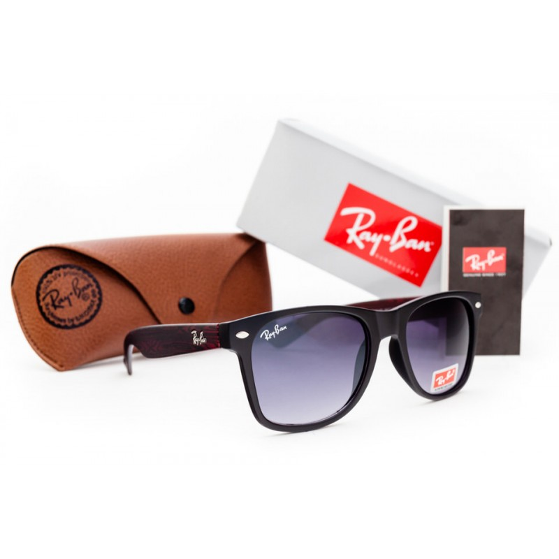 Очки Ray Ban Wayfarer Purple Wood 4241