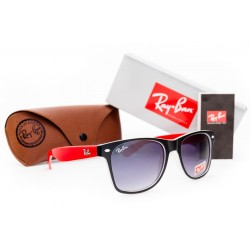 Ray Ban Wayfarer Purple Red 4244