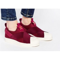 Adidas Superstar Slip-on Bordo
