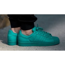 Adidas Superstar Supercolor Mint