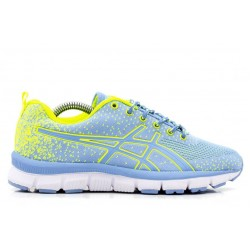 "Asics Gel-Quick 33 ""Light Blue/Yellow"""