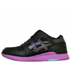 "Asics Gel Lyte III Borealis Pack ""Black/Purple"""