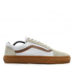 "Vans Old Skool ""White/Coffe"""