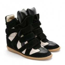 Isabel Marant Sneakers Black White