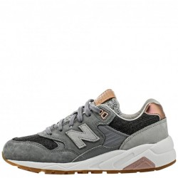 "New Balance 580 Elite Edition ""Gunmetal/Silver Mink"""