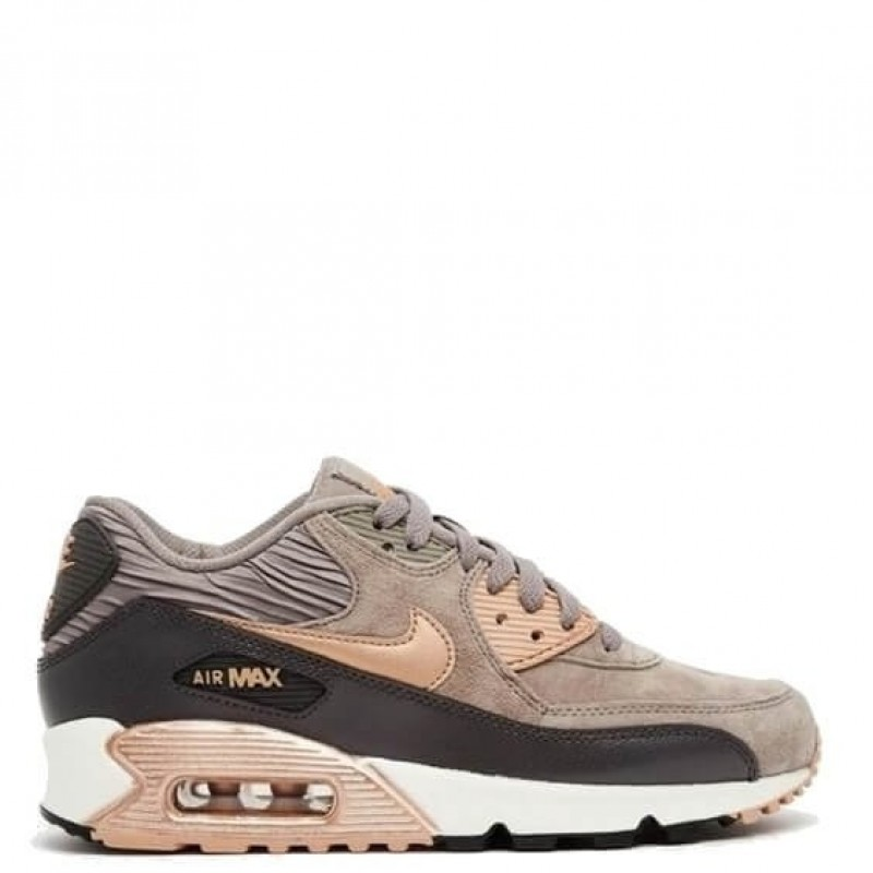 "Nike Air Max 90 ""Rose Gold"" женские кроссовки"