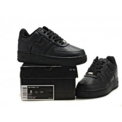 NIke Air Force Low 1 Black