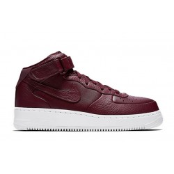 Nike Air Force 1 High PRM Maroon