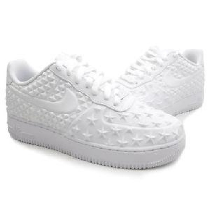 Nike Air Force 1 Star Pack White женские кроссовки