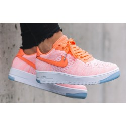 Nike Air Force 1 Ultra Flyknit Low Orchid 2