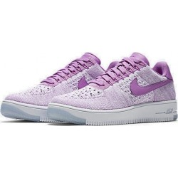 Nike Air Force 1 Ultra Flyknit Low Orchid 3