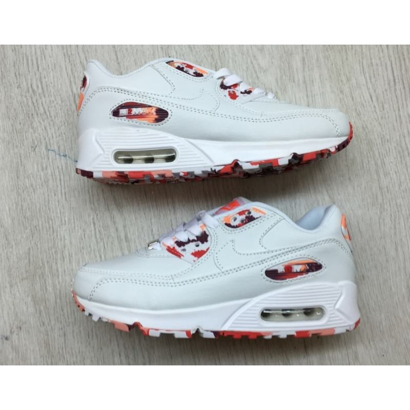 Nike Air Max 90 x QS London Eton Mess женские кроссовки