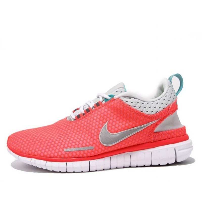 "Nike Free Run ""Pink/Charcoal"" женские кроссовки"