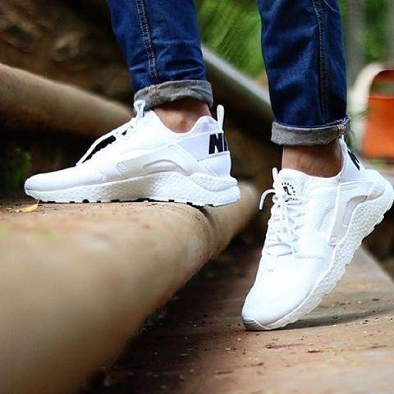 "Nike Huarache Ultra ""Crystal White"" женские кроссовки"