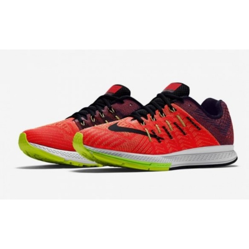 Nike Air Zoom Elite 8 Crimson Black Green мужские кроссовки