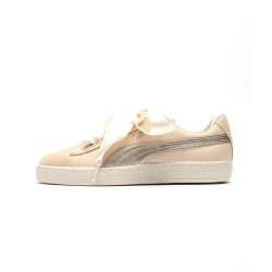 "Puma Basket Heart ""Pastel Peach"""