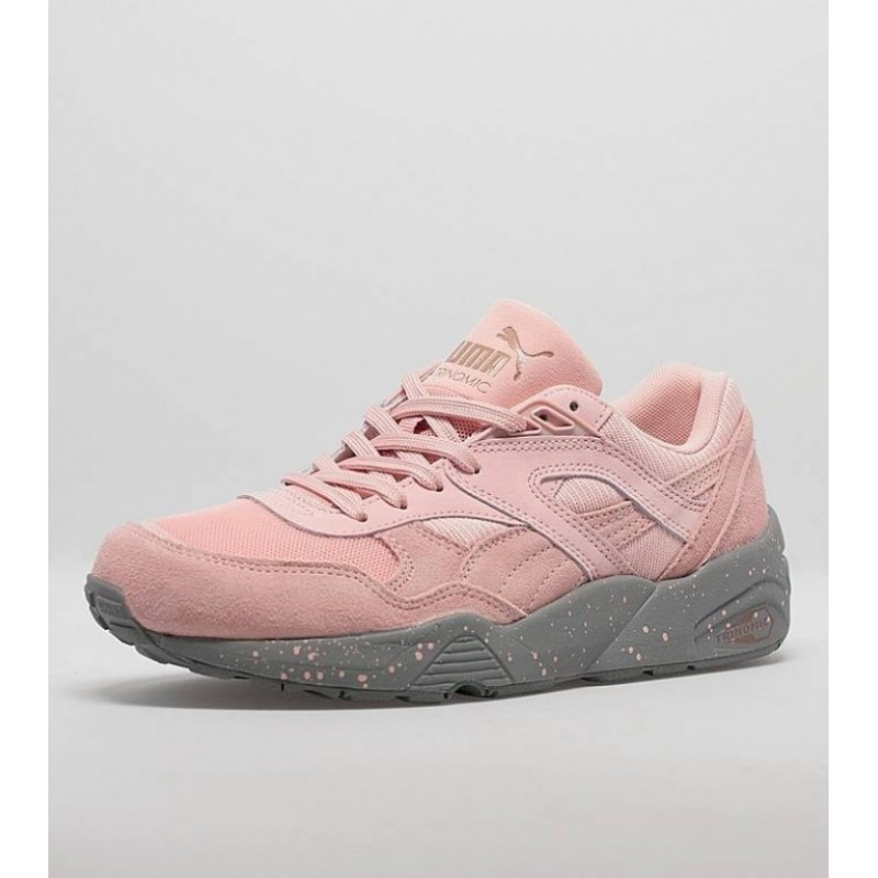"Puma Winterized R698 ""Coral Cloud Pink""  женские кроссовки"