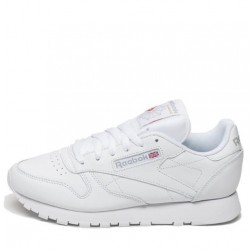 "Reebok Classic Leather ""All White"""