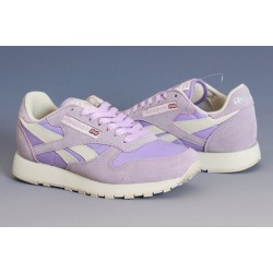 Reebok CL Classic Leather Utility Purple
