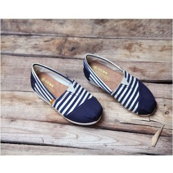 Toms Classic Blue-White Combination