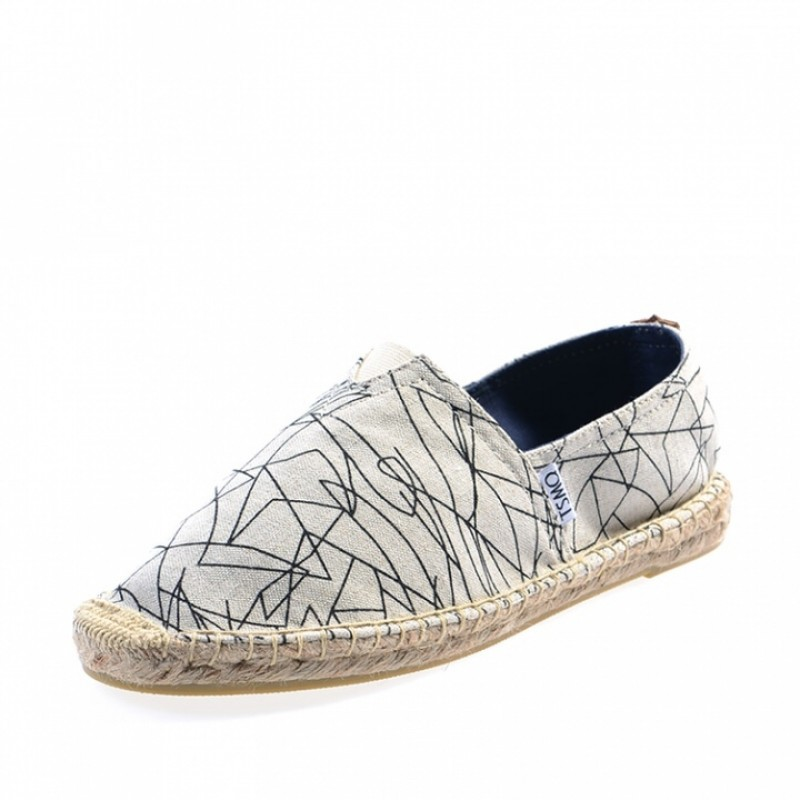 Toms Loafers Abstraction женские эспадрильи