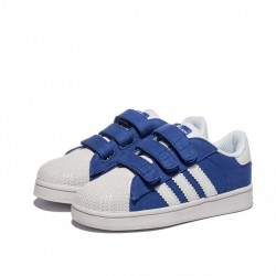 Adidas Superstar Blue/White