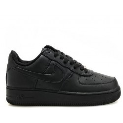 "Nike Air Force 1 Low ""Black"""