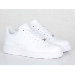 "Nike Air Force 1 Low ""White"""