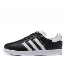 "Adidas Gazelle Vintage Leather ""Black"""