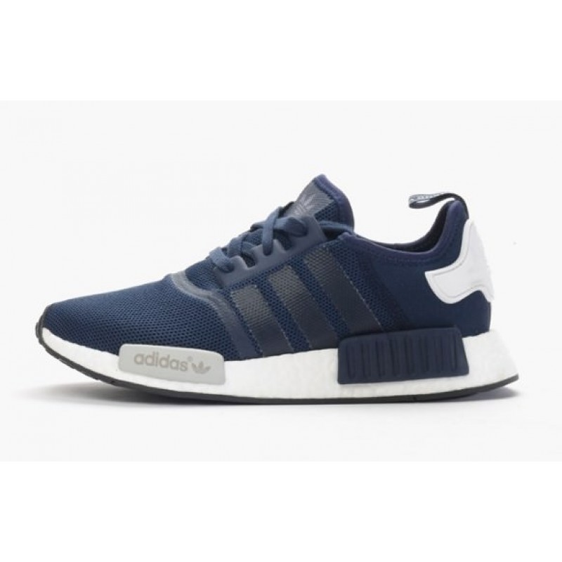Adidas Originals NMD Runner Core Blue мужские кроссовки