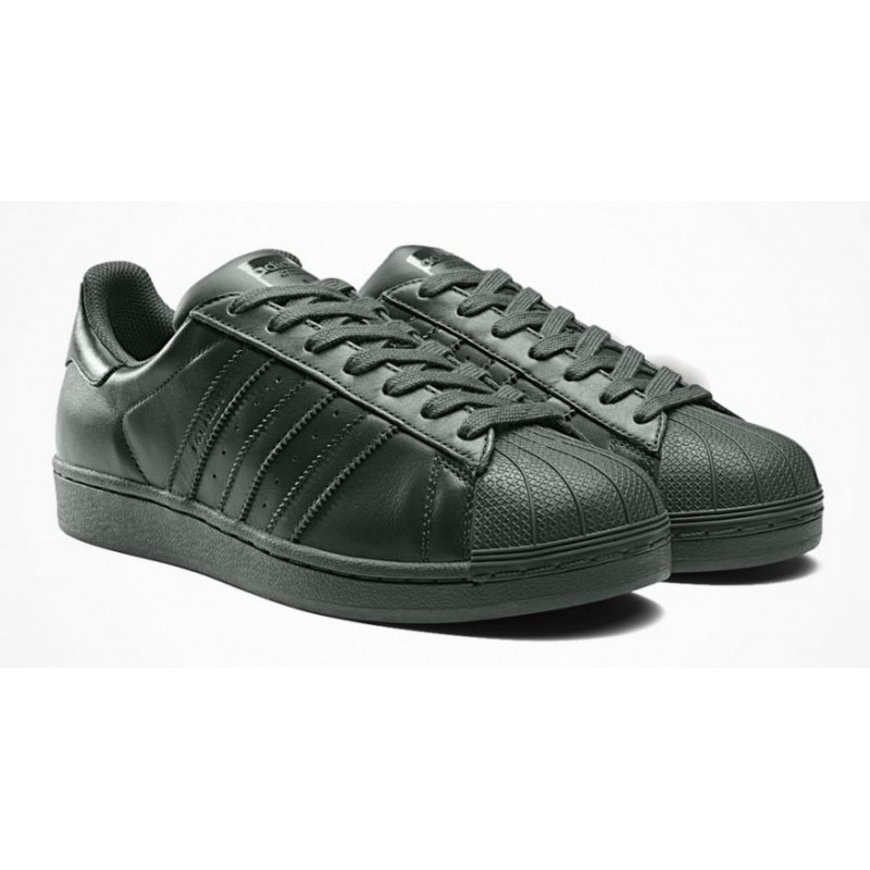 "Adidas Superstar Supercolor ""Black"" мужские кроссовки"