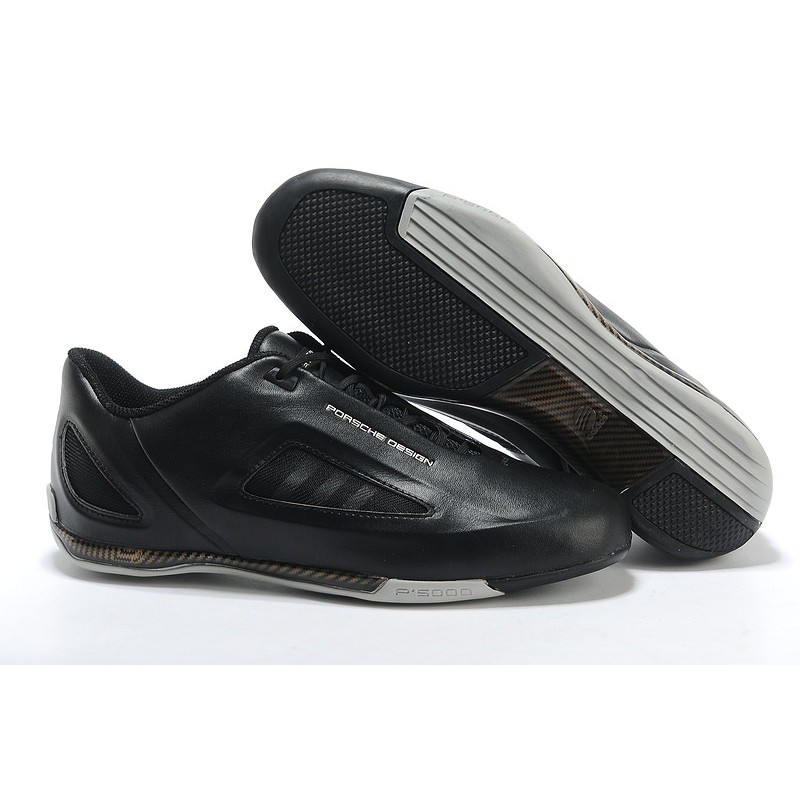 Adidas Porsche Design P5000 Drive Athletic II Black мужские кроссовки