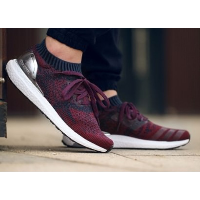 Adidas Ultra Boost Maroon Sparks мужские кроссовки
