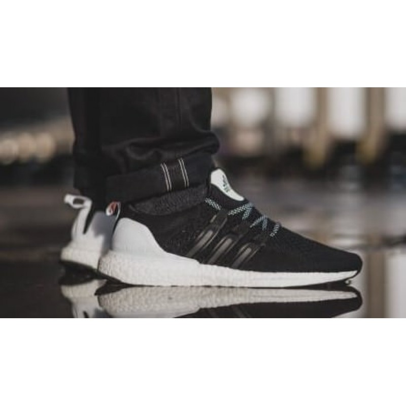 Adidas X Wood Ultra Boost White/Black мужские кроссовки