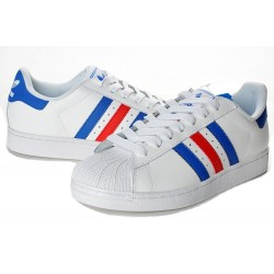 """Adidas Superstar 80s """"French Flag"""""""