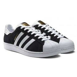 Adidas Superstar Black/White 2
