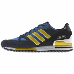 Adidas ZX750 Blue Yellow