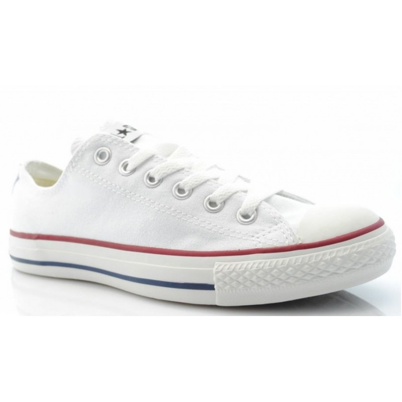 "Converse All Star Low ""White"" мужские кеды"