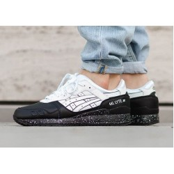 Asics Gel Lyte III Oreo Pack Black