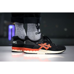 "Asics Gel Lyte V City Pack ""Black/Orange"""